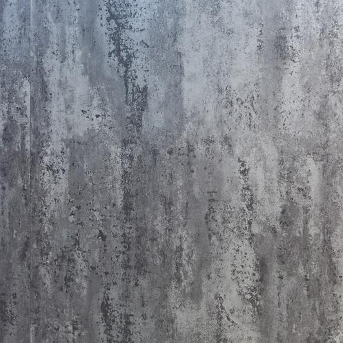 silver retro metalic 1metre x 2.4metre Shower Board