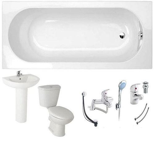 Complete Carlisle Bathroom Suite