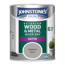 .75 litre Johnstones exterior coloured satin paint