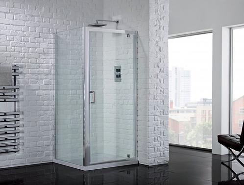 Aquadart Venturi 6 Pivot Door With Clean and Clear Glass