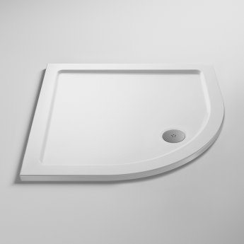 Pearlstone 900 x 900mm Quadrant Shower Tray NTP106