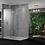 Thumbnail: Aquadart 10mm Clear Glass Wetroom Screens