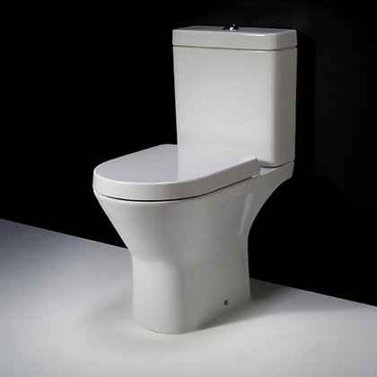 RAK Resort Maxi Open Back Comfort Height WC