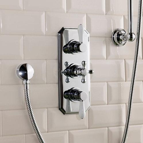 Cassellie Victorian Triple Concealed Shower Valve