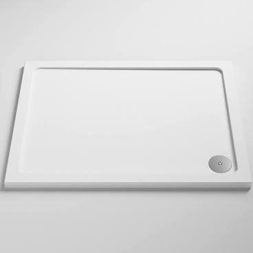 900 x 800 Rectangle Shower Tray NTP009