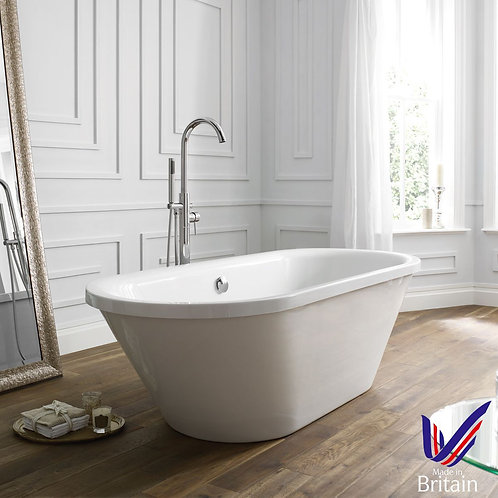 Haworth Freestanding skirted Bath 1800mm x 800mm