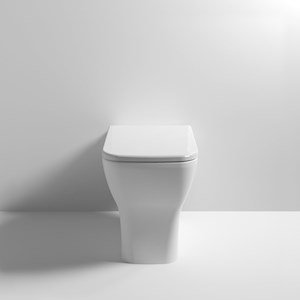 Ava Back to Wall Pan and Soft Close Seat NCG406