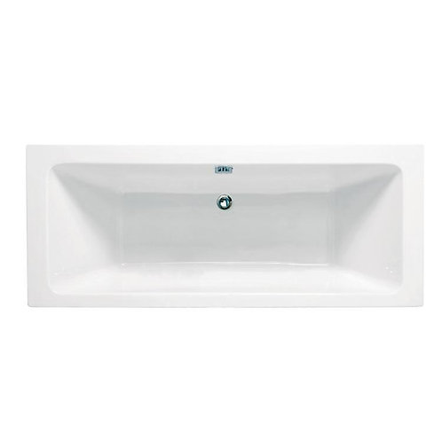 Double Ended Amansonite Rectangle Bath