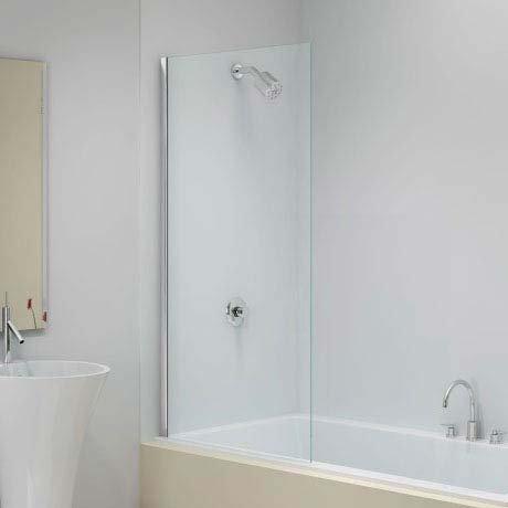 Carlisle Fixed Bath Shower Screen