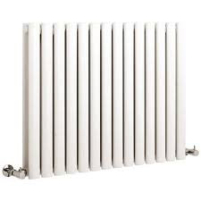 isar Double 600mm x 825mm radiator