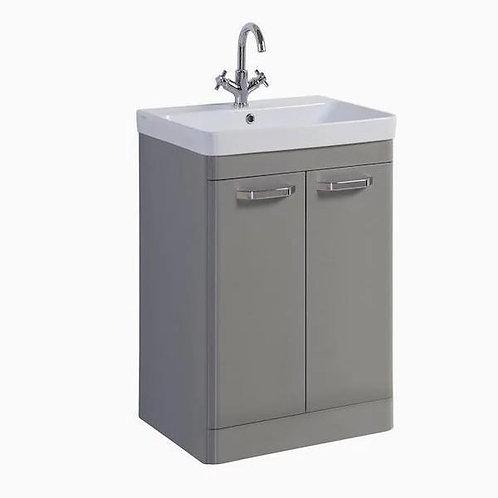 500mm Kvit Options basin & Unit
