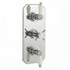 Hudson Reed Victorian Triple Concealed Shower Valve