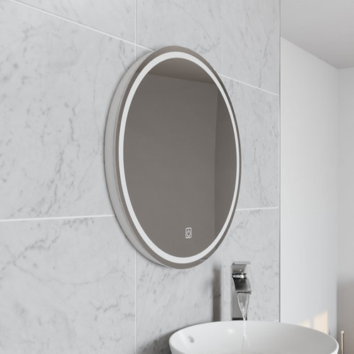 Vista 600mm LED Mirror