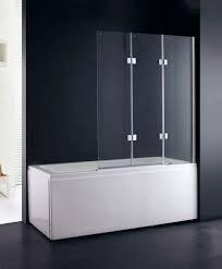 Genoa Triple Bath Shower Screen