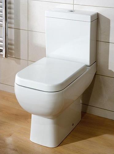 RAK Series 600 WC & soft close seat