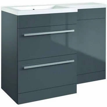 Matrix Storm Grey 1100mm Combination Units and Top