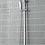 Thumbnail: Marco Oval Telescopic Twin Head Mixer Shower