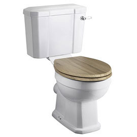Richmond Traditional Close Coupled WC