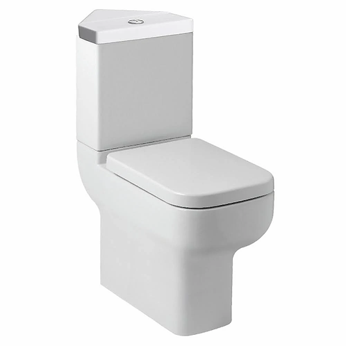 Comfort options 600 Corner WC By Kartell
