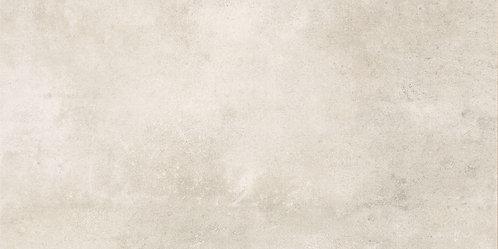 Maxima Soft Grey Decor Porcelain Wall and Floor Tile