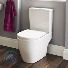Provost Close Coupled WC & seat CPV005 and Alliance Soft Close Seat