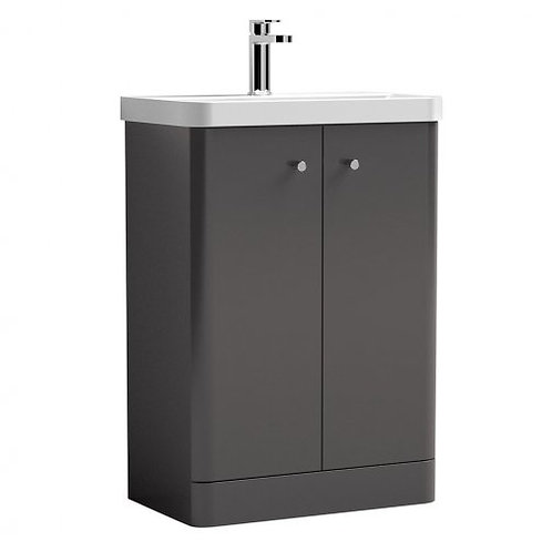 Nui Core 600mm Basin and Unit
