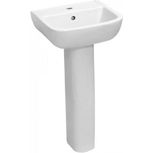 RAK series 600 400mm basin & pedestal