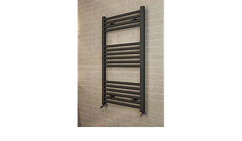 Anthracite towel ladder rail