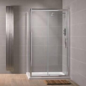 Aquadart Venturi 8mm Sliding Shower Door