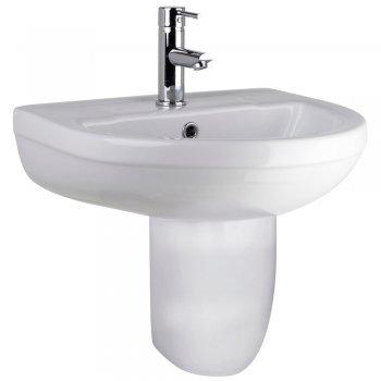 Harmony 500mm Basin & Semi Pedestal