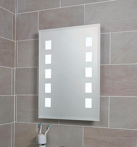 Calli 700mm x 500mm LED Mirror