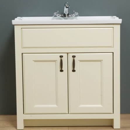 Chartwell 800mm Oatmeal Unit and Basin