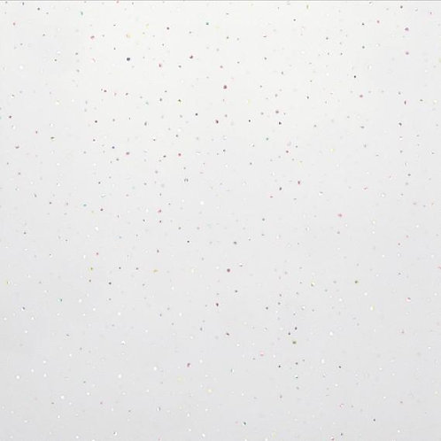White raindrop 1metre x 2.4metre Shower Board