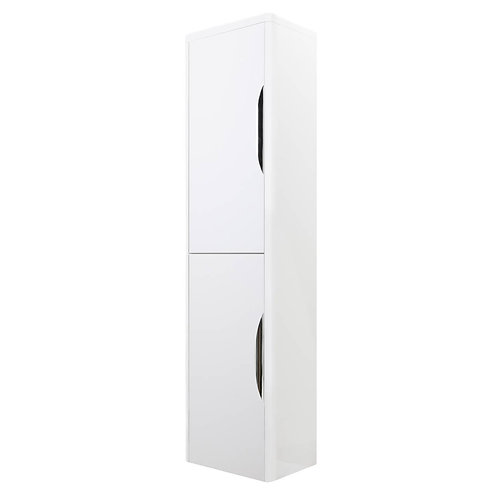 Parade 356mm White Gloss Tall Side Unit