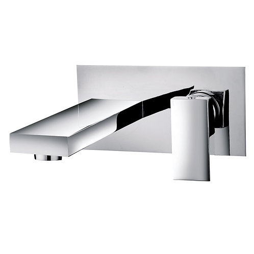Element/Form Wall Mounted Bath Filler