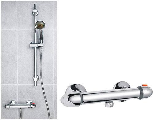 Complete Cassellie ttmv03 Bar Shower