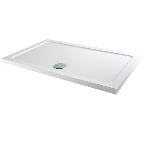 1300 x 760mm Rectangle Shower Tray by MX