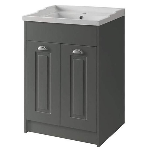 600mm Astley traditional unit basin