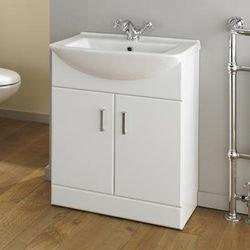 650mm Deluxe Design Encore Unit & basin
