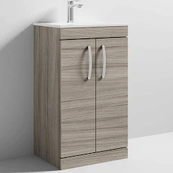 500mm Athena Driftwood basin & Unit