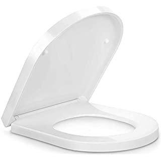 Kvit quality D Shape Soft Close Toilet Seat