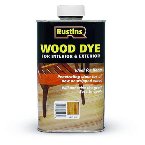 250ml Rustins Wood Dye