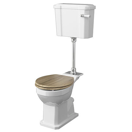 Richmond Comfort Height Mid  Level WC