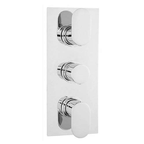 REI3611 Gento Concealed Thermostatic Triple Shower Valve
