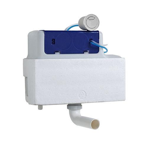 Rhoper Rhodes comfort pneumatic Concealed Cistern