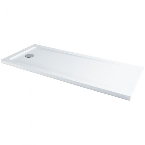 1700 x 700mm Bath Replacement  Shower Tray by MX