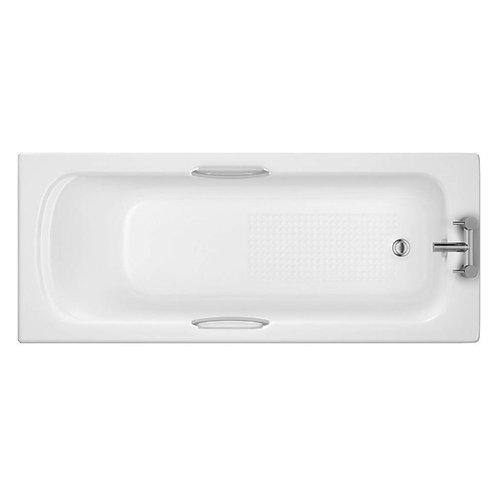 Granada 1700mm x 700mm Twin Grip Bath