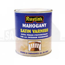 500ml Rustins Coloured Polyurethane Varnish