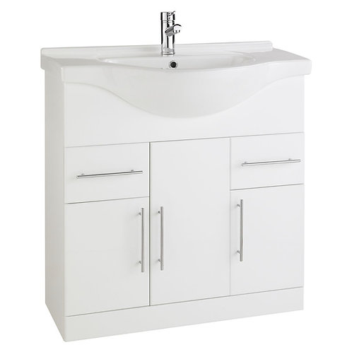850mm Encore Unit & basin