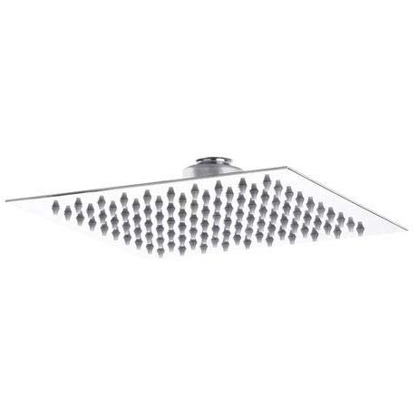 200mm Square Stainless Steel Shower Head
